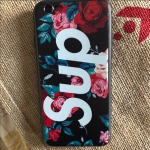 """Other - """"SUP"""" iphone case"""